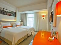 HARRIS Hotel Seminyak Bali - HARRIS  Room Interconnecting Room Breakfast  Regular Plan