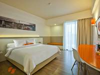 HARRIS Hotel Seminyak Bali - Super Saver Package HARRIS Room  Regular Plan