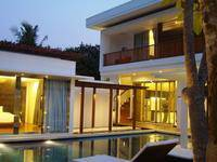 The Kharma Villas Yogyakarta - 3 Bedroom Pool Villa Regular Plan