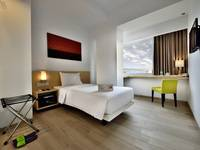 Whiz Hotel Sudirman Pekanbaru - Smart Single Room Regular Plan