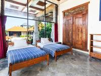 Puri Uluwatu Villas Bali - Standard Twin Room Regular Plan