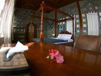 Puri Uluwatu Villas Bali - Nirvana Superior Double Room with Sea View Regular Plan