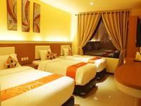 Tab Hotel Surabaya - Family Quadruple Room Regular Plan