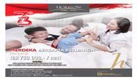 Horison Forbis Banten - Paket Merdeka Bersama Keluarga Regular Plan