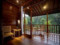 Pertiwi Bisma 1 Ubud - Valley Villa dengan sarapan PENAWARAN SPECIAL