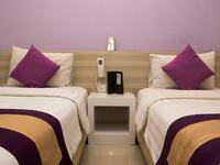 Salis Hotel  Setiabudi - Deluxe Twin With Breakfast Regular Plan
