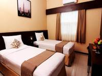 Pondok Keluarga Osamaliki Salatiga - Smart Twin Room Only Regular Plan