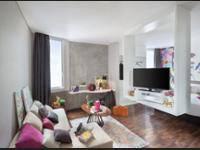 ARTOTEL Thamrin - Studio Deluks, 1 kamar tidur Regular Plan