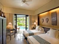 Conrad Bali - Kamar Twin Deluks, pemandangan laguna Regular Plan
