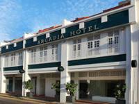 Arcadia Hotel di Singapore/Singapore