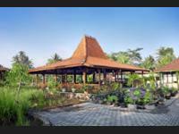 Amata Borobudur Resort di Magelang/Borobudur