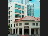 Aqueen Balestier Hotel di Singapore/Singapore
