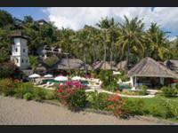 Palm Garden Amed Beach & Spa Resort Bali di Bali/Karangasem