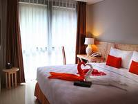 Edelweiss Boutique Kuta Bali - Kamar Junior Suite NEW YEAR HOT PROMO