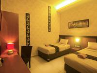 Savita Inn Yogyakarta - Deluxe Twin Bed Regular Plan