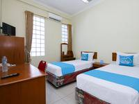 Airy Regol Moh Toha 199 Bandung - Executive Twin Room with Breakfast Regular Plan