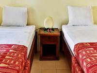7SEAS Cottages Lombok - Superior Room Twin Regular Plan
