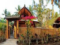 7SEAS Cottages Lombok - Deluxe Double Room Regular Plan