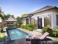 Park Hotel Nusa Dua - Villa 1 Kamar dengan Kolam renang Regular Plan