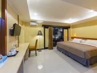 Sylvia Bali Suite Residence Bali - Kamar Deluxe Sarapan  Regular Plan
