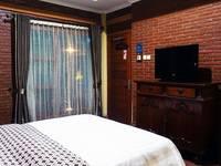 Rumput Hotel Yogyakarta - Kamar Savana Regular Plan