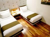 Citihub Hotel at Sudirman Surabaya - Standard Twin Regular Plan