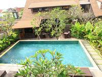 Puri Sabina Bed and Breakfast Bali - Pool View Room Regular Plan