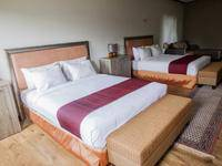 Puri Sabina Bed and Breakfast Bali - Deluxe Twin Room Basic Deal 25%