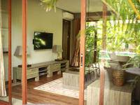 Puri Sabina Bed and Breakfast Bali - Garden View Room Regular Plan