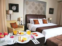 Green Garden Resort Serang - Deluxe Room With Balcony Regular Plan