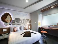 Berry Biz Hotel Bali - Female Room Only Basic Deal 50%