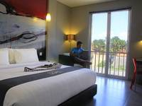 Loft Legian Bali - Deluxe Room with Refreshment Regular Plan