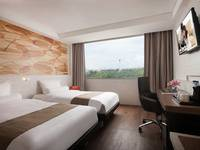 Citadines Royal Bay Makassar Makassar - Studio Deluxe Twin Room Only Regular Plan