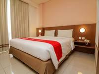 NIDA Rooms Tebet Pancoran Statue Dukuh Patra Raya Jakarta - Double Room Double Occupancy NIDA Fantastic Promo