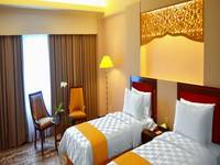 Kyriad Hotel BumiMinang Padang - Deluxe Twin Room Only Regular Plan
