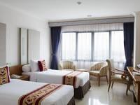 Asana Kawanua Jakarta Jakarta - Deluxe Twin Room Regular Plan