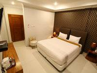 Wahyu Dana Beach Cottage Bali - Deluxe double or twin room with Sea View #WIDIH - Weekend Promotion Pegipegi