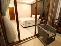 Wahyu Dana Beach Cottage Bali - Deluxe double or twin room with Sea View Regular Plan