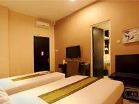 Vio Hotel Cimanuk Bandung - Superior Twin Room Only Regular Plan
