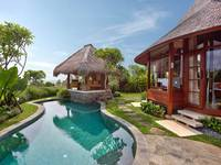 Waka Gangga Resorts Bali - Villa with Pool Ocean View Basic Deal Discount 40%