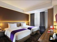 Swiss-Belinn Tunjungan Surabaya - Deluxe Twin Room Regular Plan