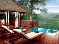 Kupu Kupu Barong Villas Bali - River View Pool Villa  22% PROMOTION