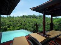 Kupu Kupu Barong Villas Bali - River Front Pool Villa BEST DEAL 15%