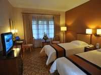 Prime Plaza Hotel Yogyakarta - Deluxe Twin With Breakfast Regular Plan