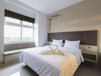 Sparks Odeon Sukabumi - Deluxe Room Only With Living Room Minimum Stay 2 N