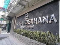 Wisma Sederhana Budget Hotel di Medan/Medan