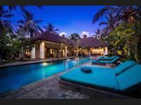 Kelapa Luxury Villas di Lombok/Gili Trawangan