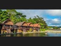 Batur Lakeside Huts Bali - Bungalow Standar Regular Plan