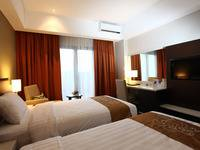 Soll Marina Hotel Bangka - Deluxe Room Twin Bed Regular Plan