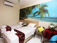 C Stone Hotel Surabaya - Deluxe Twin Room Regular Plan